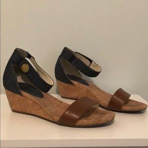 Anne Klein Sport wedge heels